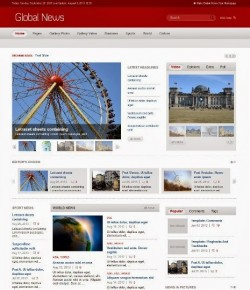 20+ News and Magazine WordPress Themes