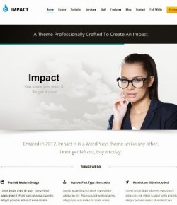 21 Responsive WordPress Themes for Business