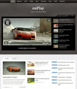 15+ Video WordPress Themes