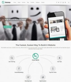 10+ Best Responsive WordPress Themes 2013