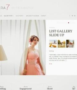 100+ WordPress Photography Themes