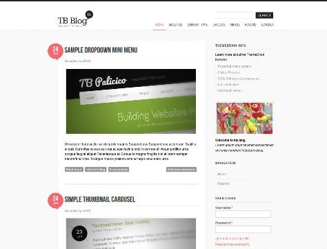 TB Blog