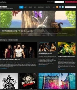 Free WordPress News Magazine Themes