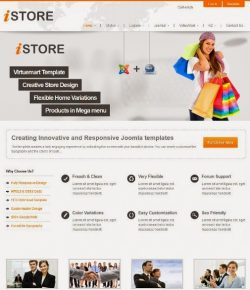 15+ Best VirtueMart Templates