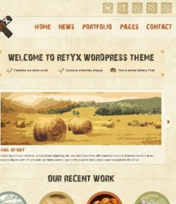 10+ Best Retro WordPress Themes