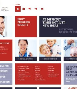 20+ Best Political WordPress Themes