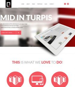 50+ Best Responsive WordPress Themes 2014