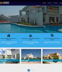 10+ Free Real Estate Blogger Templates