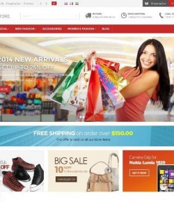 50+ Best Responsive OpenCart Themes