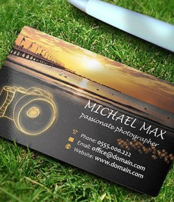 40+ Best Free PSD Business Card Templates