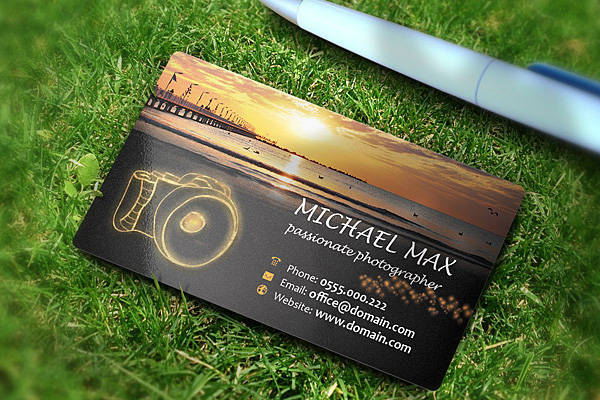 40+ Best Free PSD Business Card Templates - Webprecis