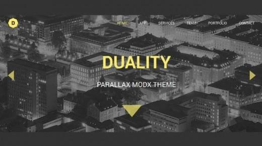 10 Best Responsive MODX Themes