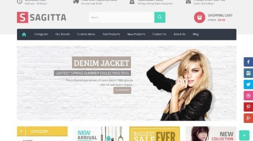 20 Best Responsive PrestaShop Themes