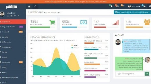 25+ Best Responsive Admin Dashboard Templates