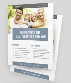 15+ Best Free and Premium PSD Flyer Templates