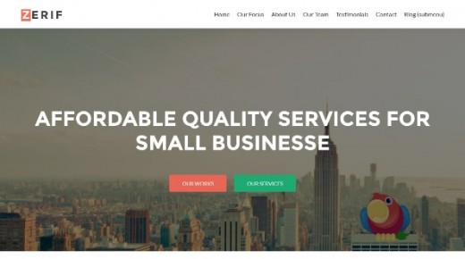 20+ Best Free Responsive WordPress Themes 2015