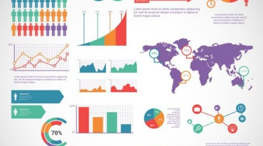20+ Free Infographic Vector Elements