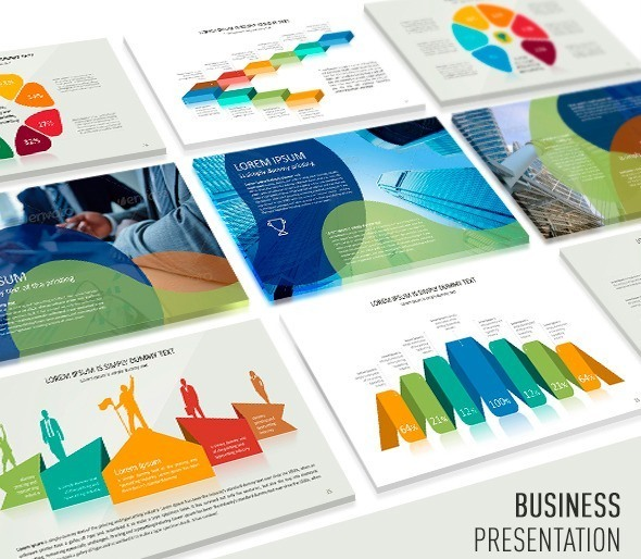 Multipurpose Presentation Keynote Template