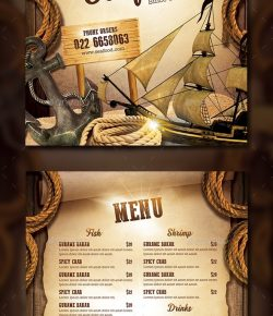 15+ Free and Premium Restaurant Menu Templates