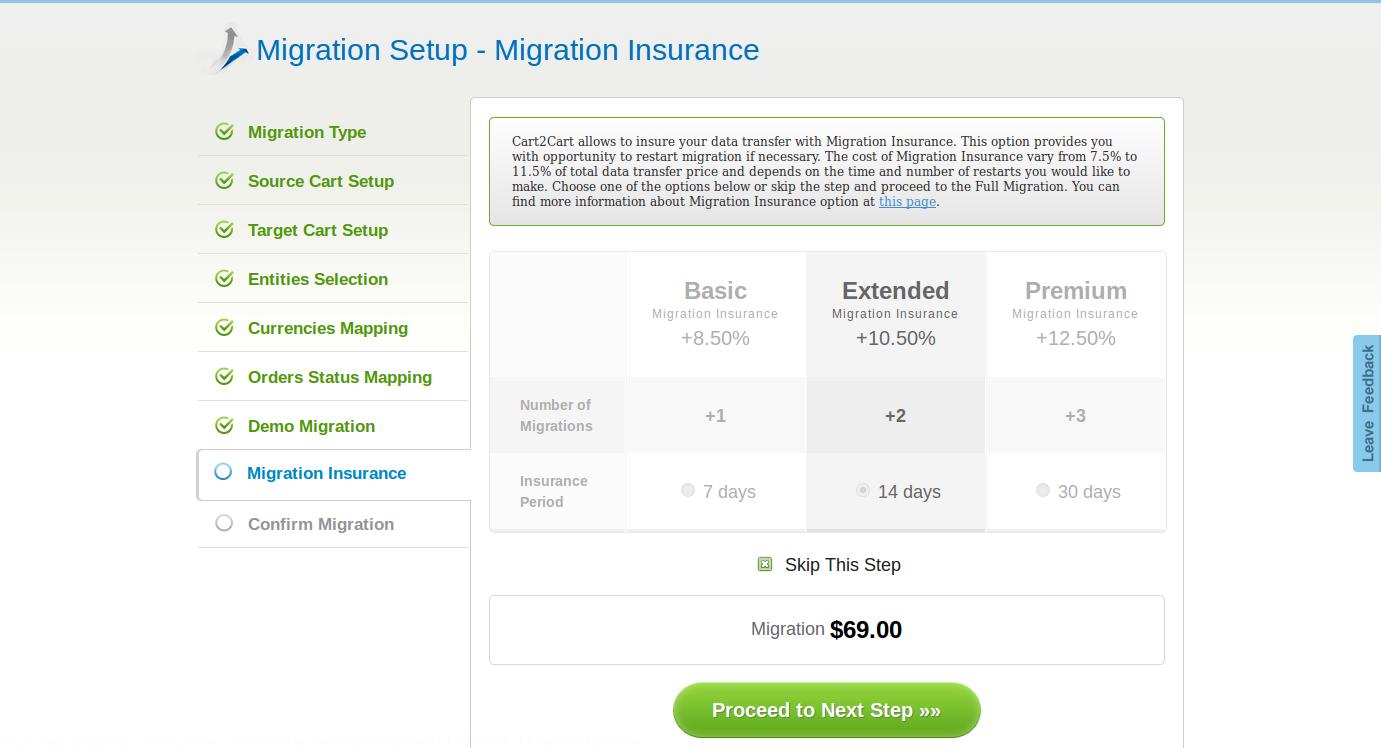 migration insurance