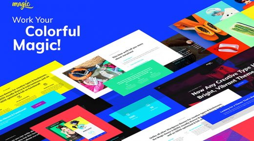 Magnificent List of Top 15 Parallax WordPress Themes for Your Shining Online Project
