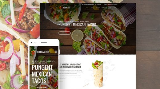 10 Best Restaurant WordPress Themes That Will Bring You A Michelin