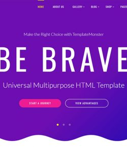 Make People Adore Your Website With These 10 HTML Page Templates