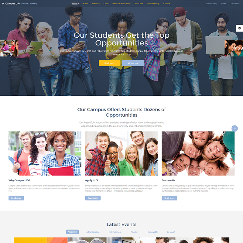 5 Top Educational WP Themes