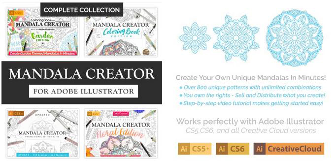 Mandala Creator Collection