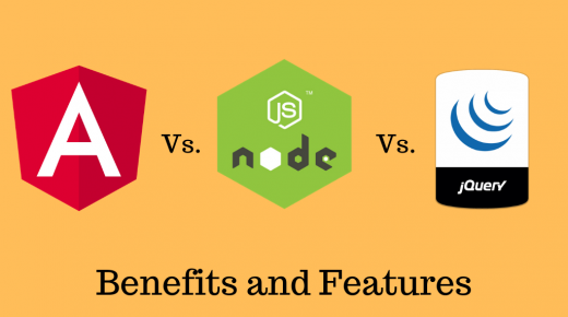 Benefits and Features: Angular.js vs Node.js vs jQuery
